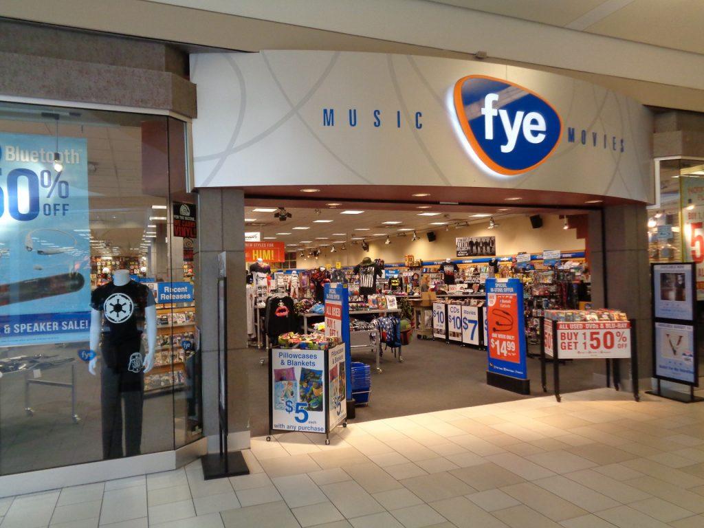 FYE (retailer) - Wikiwand