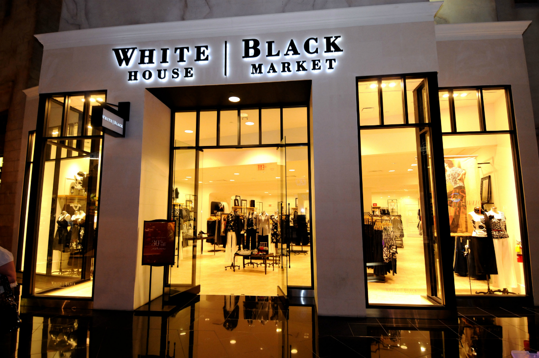 photograph about White House Black Market Printable Coupon titled How Towards Look at Your White Area Black Sector Present Card Stability